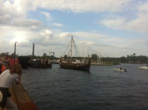 Photo of SAGA OSEBERG ship