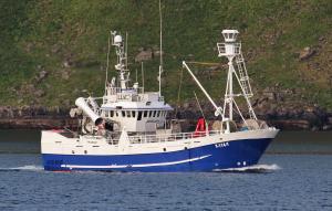 Photo of FRUHOLMEN ship
