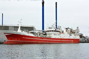 Photo of SLAATTEROY ship