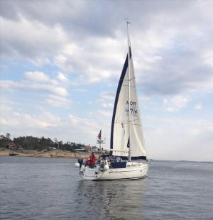 Photo of HISMAMA ship