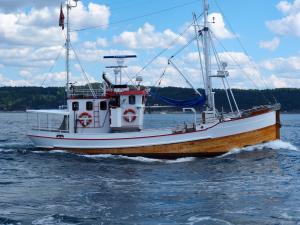 Photo of SJOBAKK ship