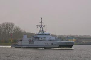 Photo of KNM RAUMA ship