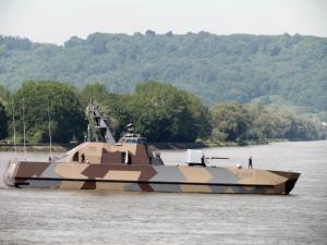 Photo of WARSHIP P960 ship