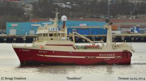 Photo of ROALDNES ship