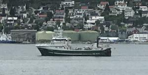 Photo of J BERGVOLL ship