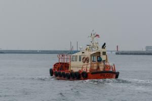 Photo of PILOT-3 ship
