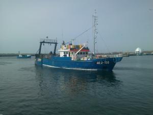 Photo of WLA 108 ship