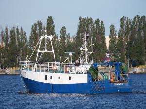 Photo of DZI-25 ship