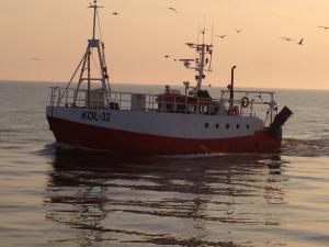 Photo of F/V KOL-32 ship