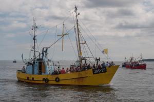 Photo of JAS 39 ship