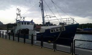 Photo of WLA 60 ship