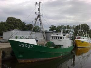 Photo of WSG-22 ship
