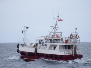 Photo of MORSKI PATROL ship