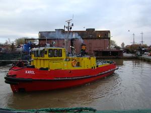 Photo of KAROL ship