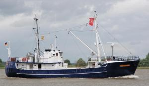 Photo of KREBS GEO ship
