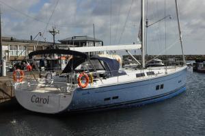 Photo of CAROL ship