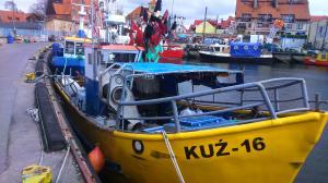 Photo of KUZ-16 ship