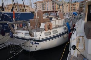 Photo of KA ORA ship
