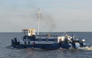 Photo of WEZYR-2 ship