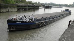 Photo of LYKO 3 ship