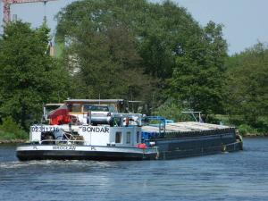 Photo of BONDAR ship