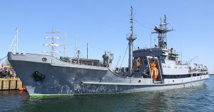 Photo of ORP LECH ship