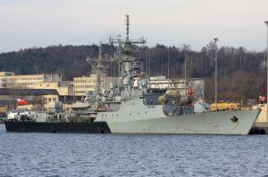 Photo of ORP KASZUB ship