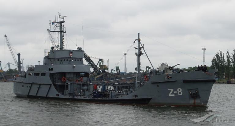 Z-8 (MMSI: 261231000)