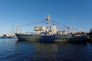 Photo of ORP ARCTOWSKI ship