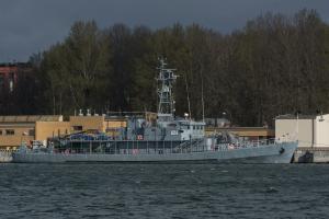 Photo of ORP CZAJKA ship