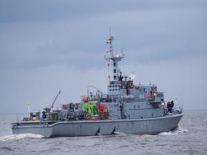 Photo of ORP SARBSKO ship