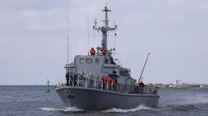 Photo of ORP HANCZA ship