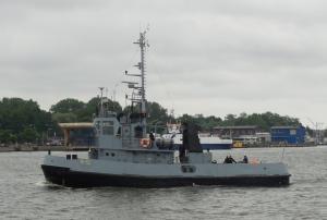 Photo of H-10 ship