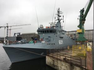 Photo of ORP KORMORAN ship
