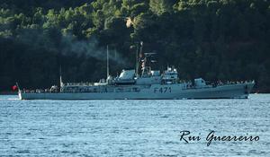 Photo of NRP ANTONIO ENES ship