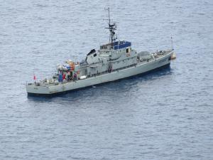 Photo of NRP CUANZA ship