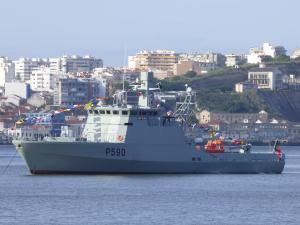 Photo of NRP TEJO ship