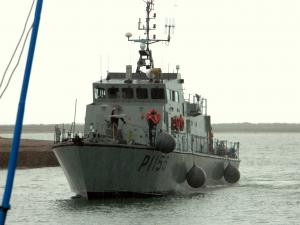 Photo of NRP ORION ship