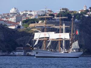 Photo of NRP SAGRES ship