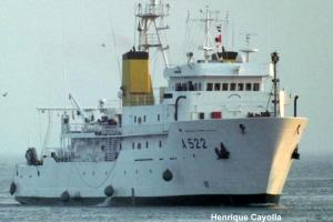 Photo of NRP DOM CARLOS I ship