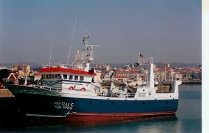Photo of TONI PIRES ship