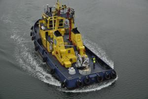 Photo of PROMETEU ship