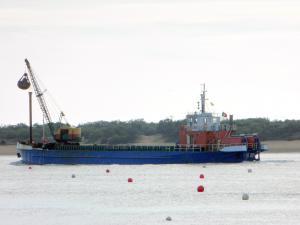 Photo of ABEGAO ship