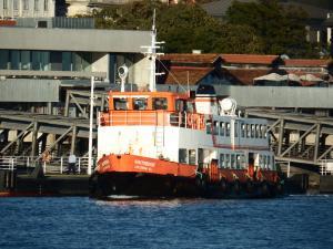 Photo of SINTRENSE ship