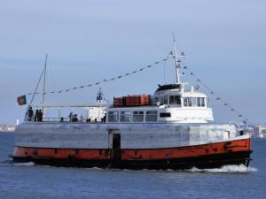 Photo of TRAFARIA PRAIA ship
