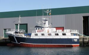 Photo of HEMISFERIO NORTE ship