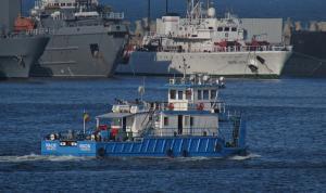 Photo of MACIN ship