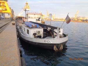 Photo of RHEA ship