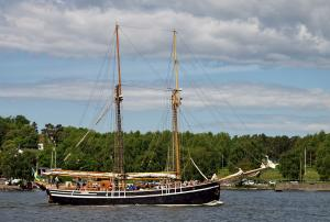 Photo of T/S KVARTSITA ship