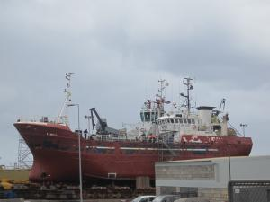 Photo of MIFTAH ship